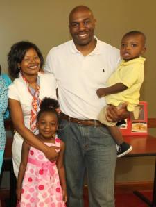 Aisha and Family