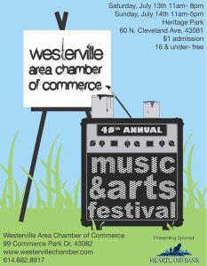 westerville arts fest 2
