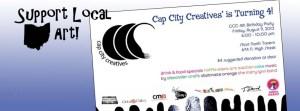 cap city turning 4