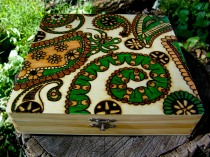 Paisley Cigar Box-3