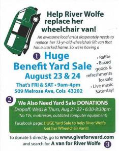river yard sale