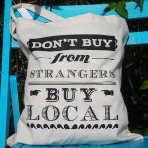 don't buy from strangers