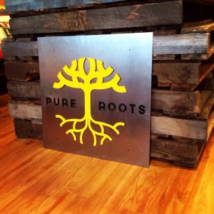 pure roots