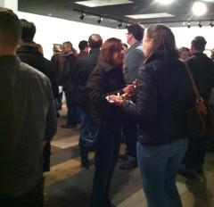 crowd at Tacocat