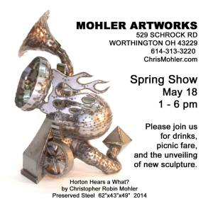 mohler artworks in May