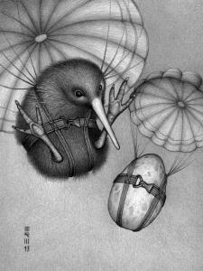 Kiwi Parachute