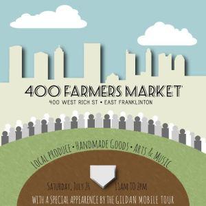 400 farmer's market