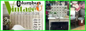 columbus arts and vintage 2