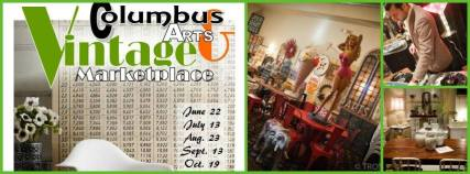 columbus arts and vintage