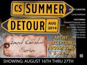 CS detour