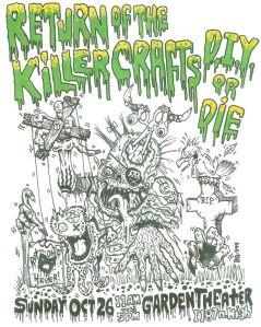 killer crafts