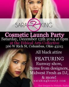 sara king launch 12-13