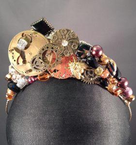 steampunk tiara