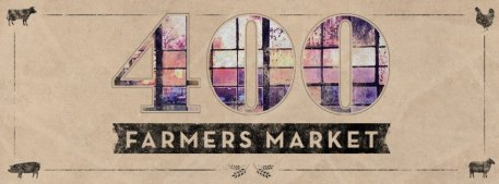400 famers' market
