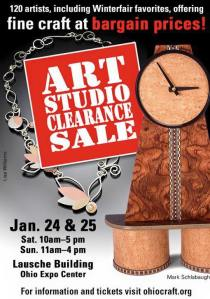 art studio sale