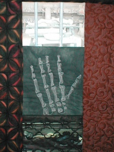 Shroud II detail1