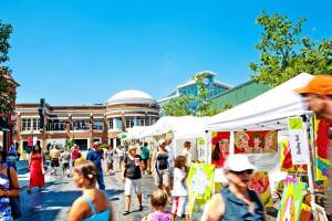 easton art fair