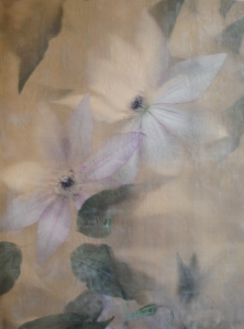 Pale Purple Clematis