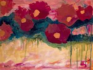 Poling_Red&Gold_Flowers