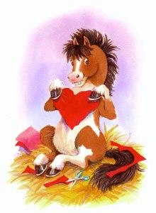 anne pony